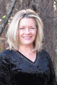 Deana Daniel, office manager for Kennesaw dentist Russell G. Anderson Jr. DMD, PC.